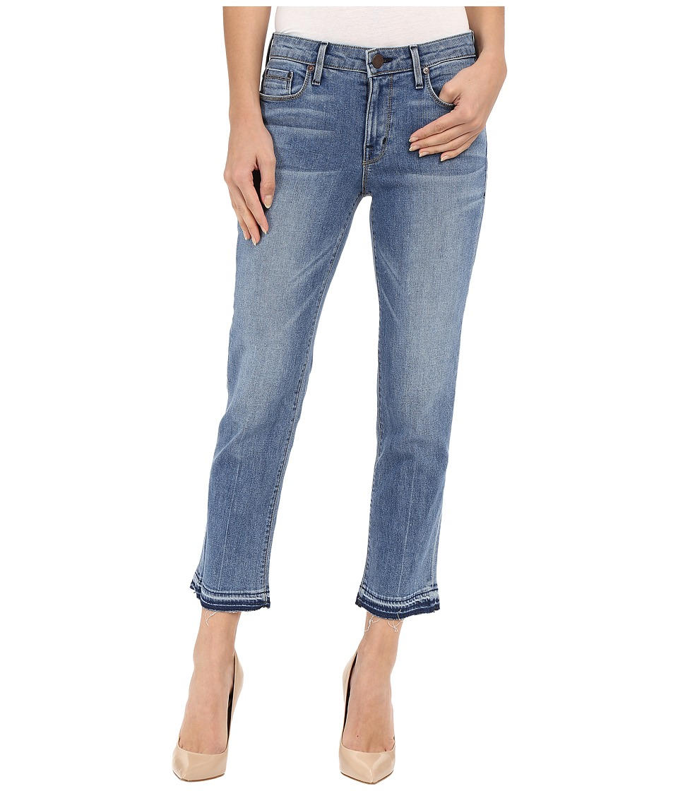 Parker Smith Cropped Straight Jeans in Firestorm Firestorm Womens Jeans