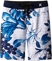 Hurley Kids - Floral Boardshorts (Little Kids)