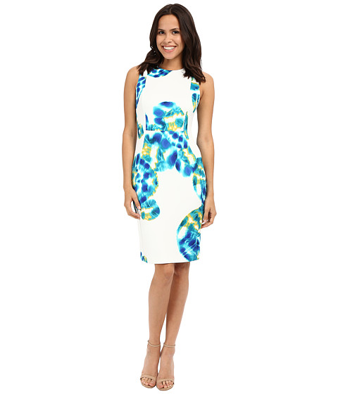 Calvin Klein Multi Floral Sheath CD6MRA00