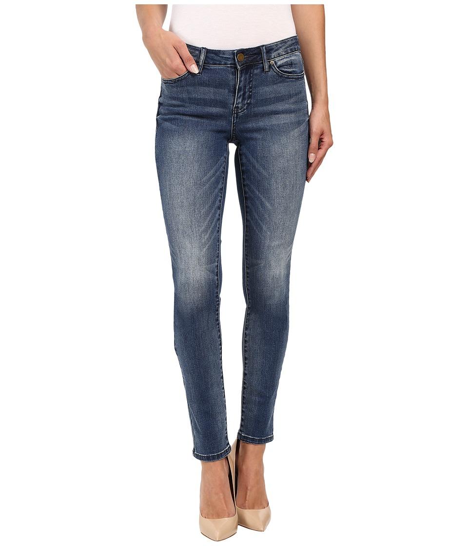 Calvin Klein Jeans Ultimate Skinny in Emerald Patina (Emerald Patina) Women