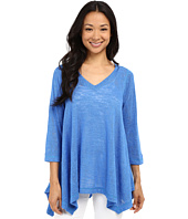 Nally & Millie - V-Neck Sharkbite Tunic