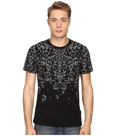Just Cavalli Slim Fit Printed Jersey T-Shirt