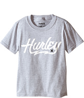 Hurley Kids - Medieval Anchor Tee (Little Kids)