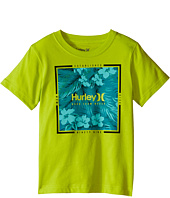 Hurley Kids - Leafy Tee (Little Kids)