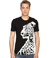 Just Cavalli - Super Slim Fit Jaguar T-Shirt