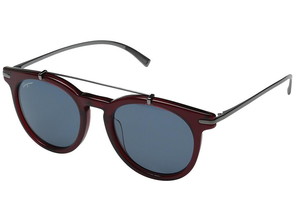 Salvatore Ferragamo SF821SM Red Fashion Sunglasses
