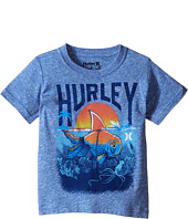 Hurley Kids - Great White Tee (Little Kids)