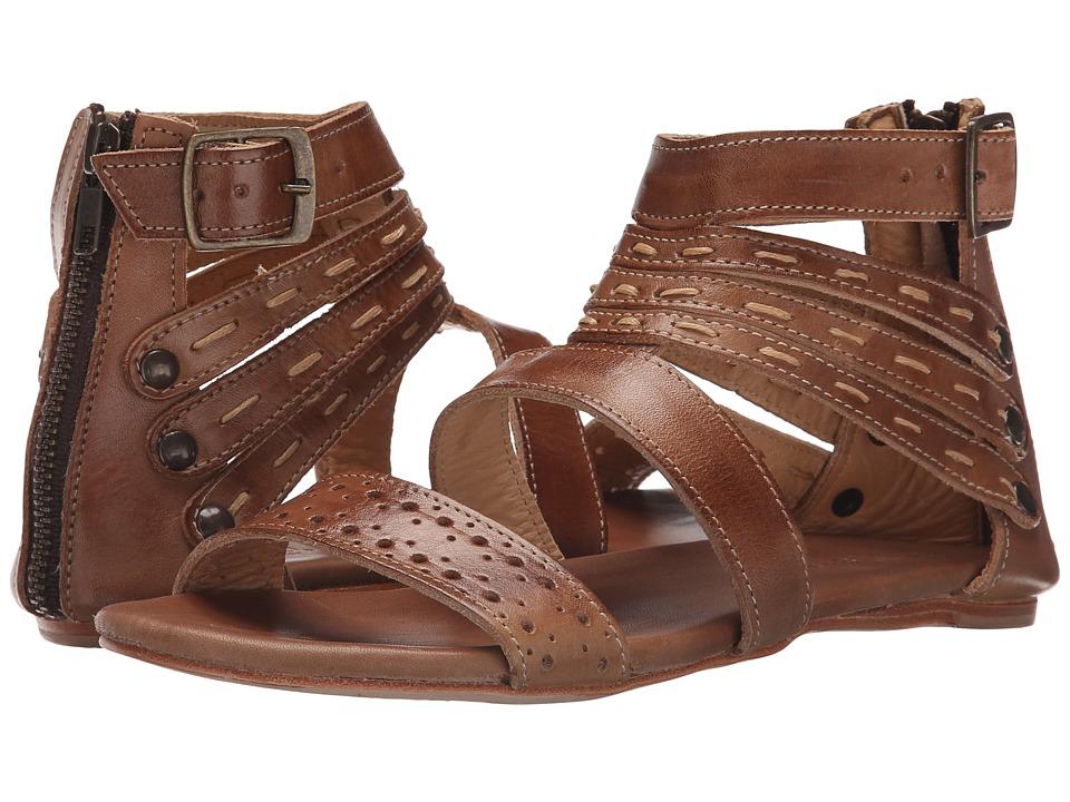 Image of Bed Stu - Artemis (Tan Rustic Leather) Women's Sandals