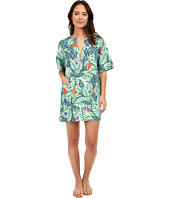 Mara Hoffman - Leaf Mini Dress Pocket