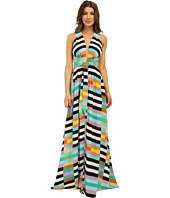 Mara Hoffman - Flag Stripe Maxi Dress