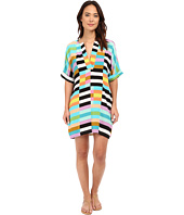 Mara Hoffman - Flag Stripe Shirtdress