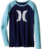 Hurley Kids - Icon Boy Raglan (Big Kids)