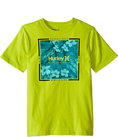 Hurley Kids - Leafy Tee (Big Kids)