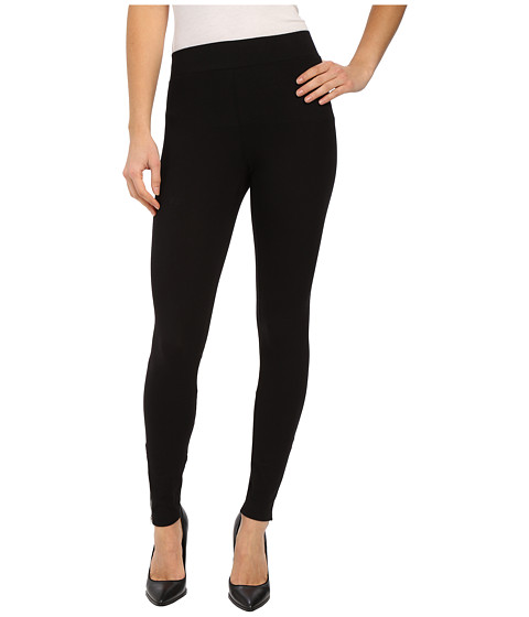 LNA Mid-Rise Leggings - Flat Black