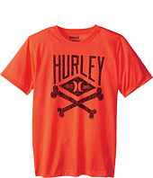 Hurley Kids - Warning Tee (Big Kids)