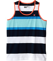 Hurley Kids - Earning Stripes Tank Top (Big Kids)