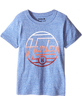 Hurley Kids - Wavelength Tee (Little Kids)