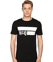 McQ - Short Sleeve Crew Tee