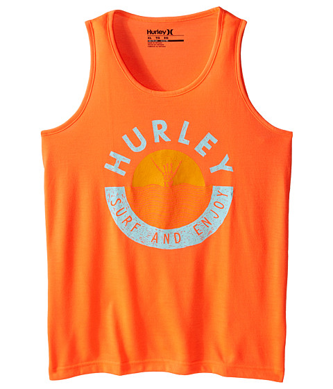 Hurley Kids Enjoy Tank Top (Big Kids)