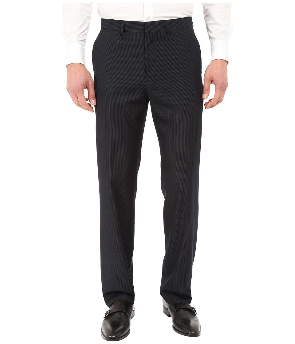 Dockers - Stripe Suit Separate Pants (Navy) Mens Dress Pants
