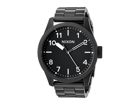 Nixon The Safari - All Black/White
