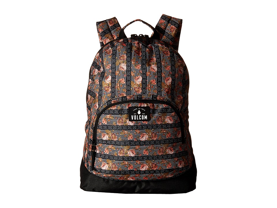 Volcom - Schoolyard Poly Backpack (Mix) Backpack Bags