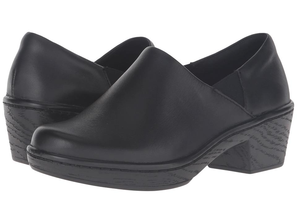 Klogs Footwear Vista (Black Full Grain) Women