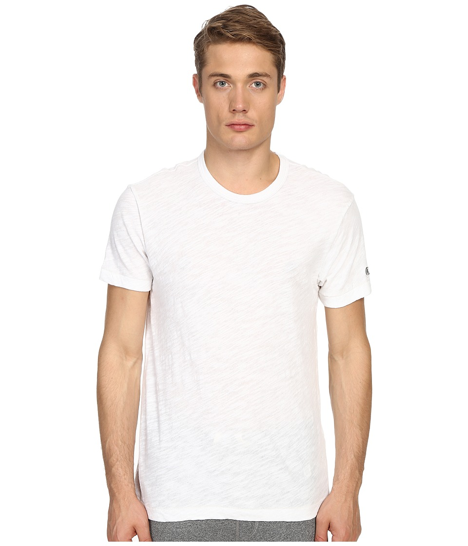 Todd Snyder Champion Basic Tee White Mens T Shirt