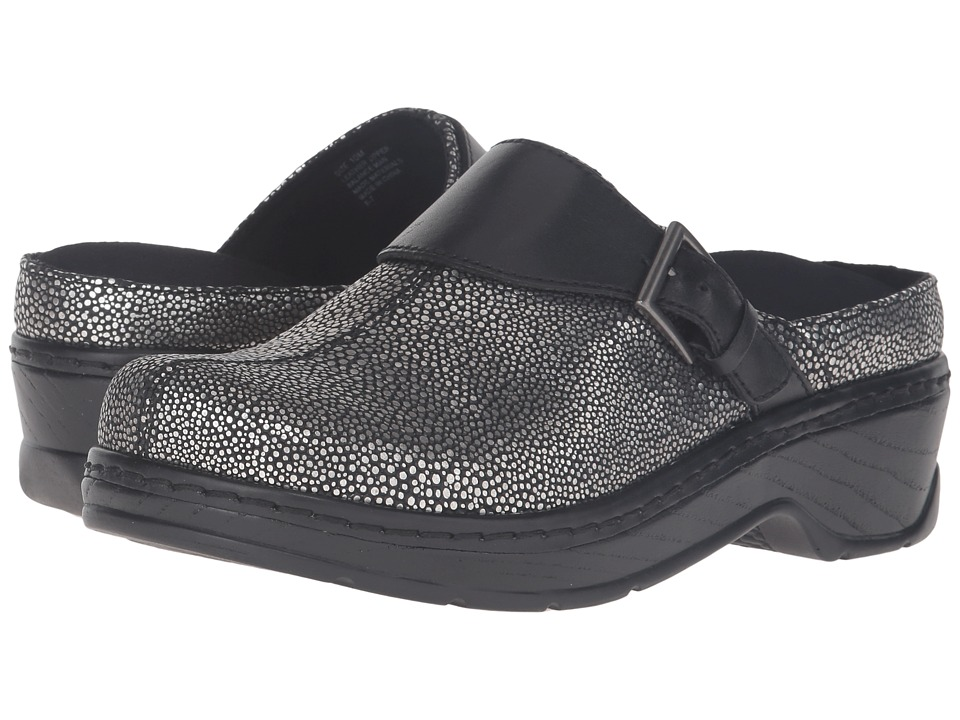 Klogs Footwear Austin (Silver Stingray) Women's Clogs
