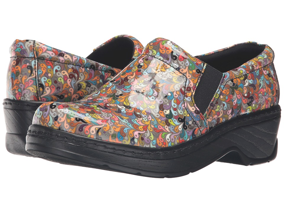 Klogs Footwear Naples (Geo Paisley) Women's Clogs