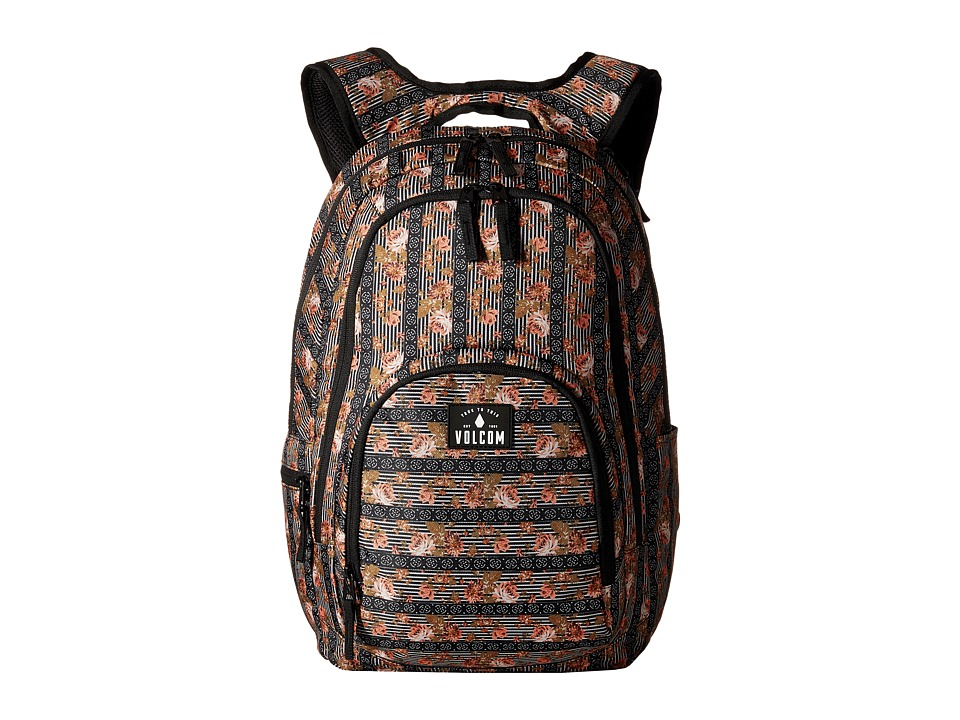 Volcom - Top Notch Poly Backpack (Mix) Backpack Bags