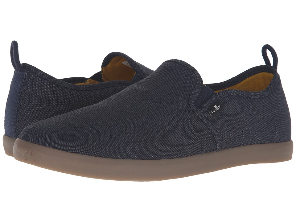 Sanuk - Range TX (Navy/Gum) Men