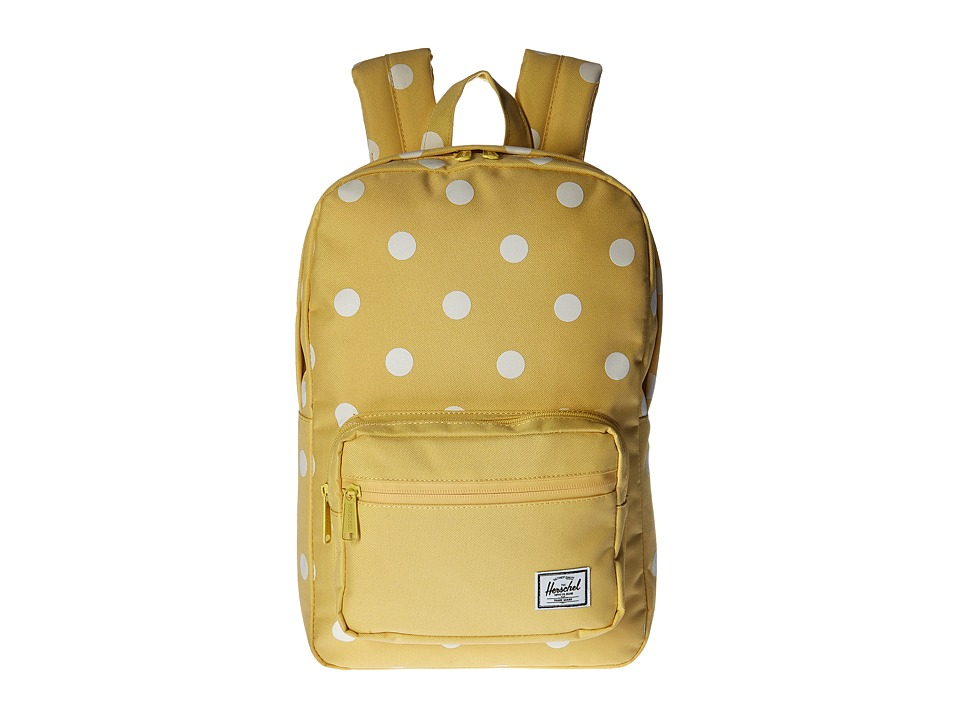 Herschel Supply Co. - Pop Quiz Youth (Popcorn/Natural Polka Dots) Backpack Bags