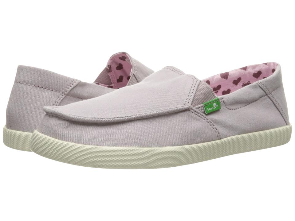 Sanuk Kids Sideskip (Little Kid/Big Kid) (Cloud Purple) Girls Shoes