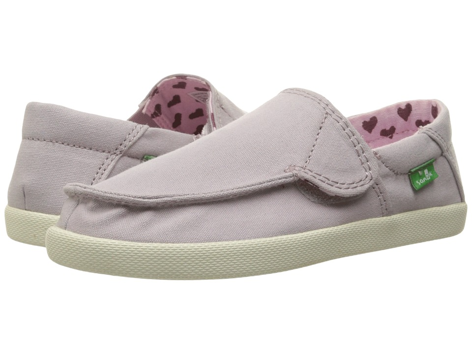Sanuk Kids Sideskip (Toddler/Little Kid) (Cloud Purple) Girls Shoes