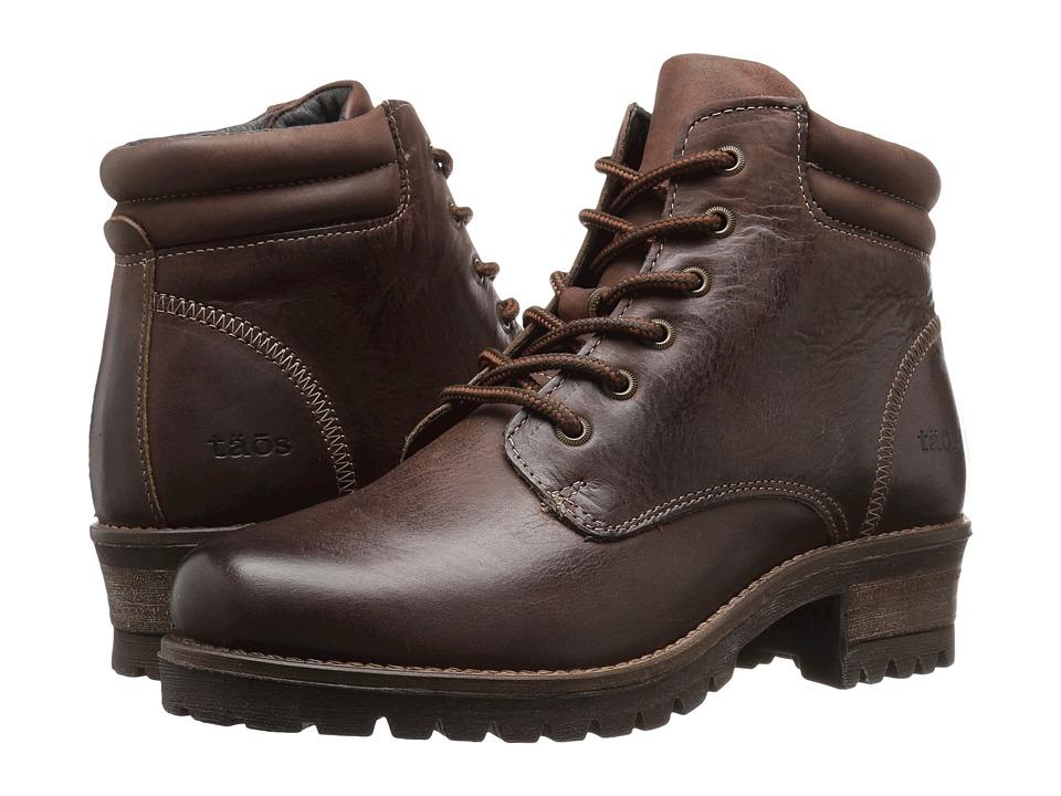 Taos Footwear Rebel (Chocolate) Women