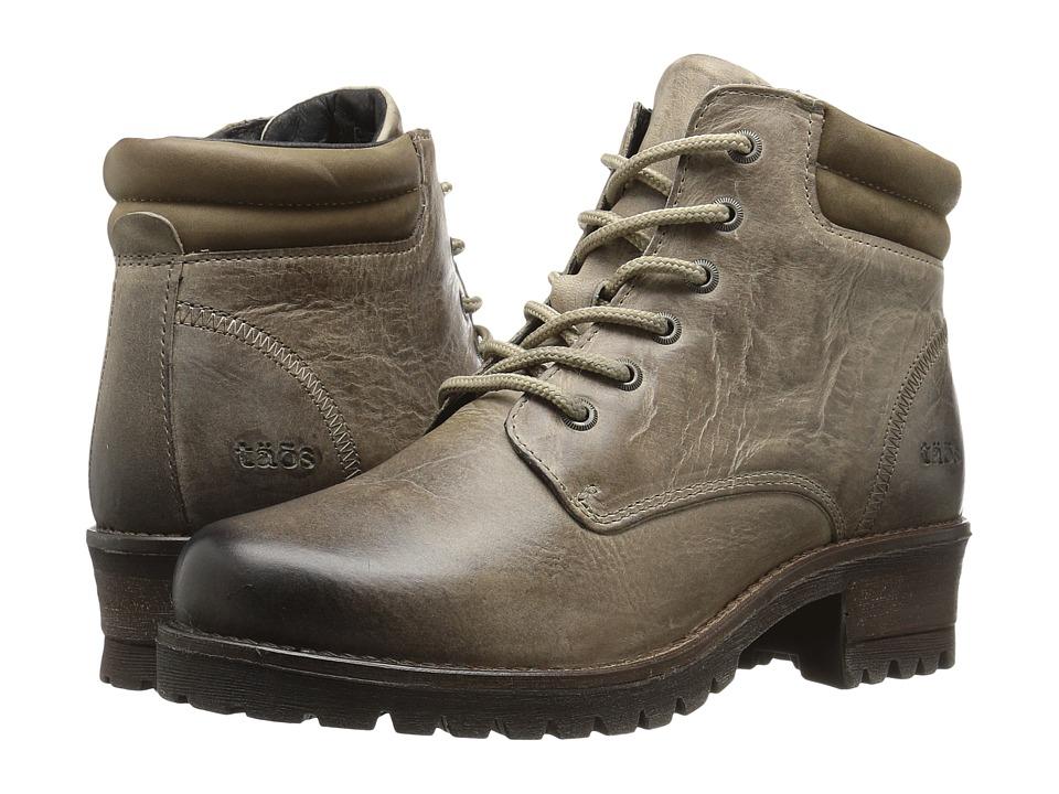 Taos Footwear Rebel (Stone) Women