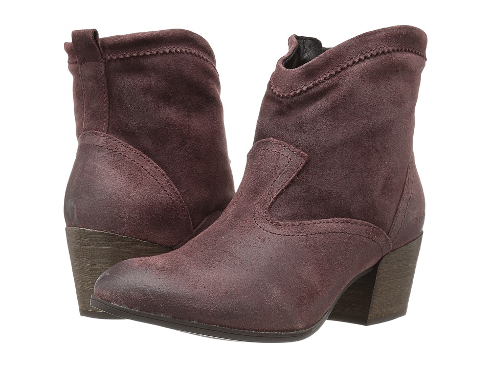 Taos Footwear Savvy (Wine) Women