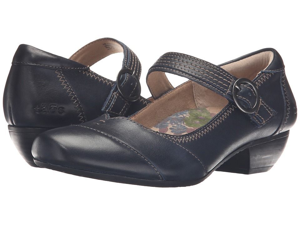 Taos Footwear Virtue (Navy) Women