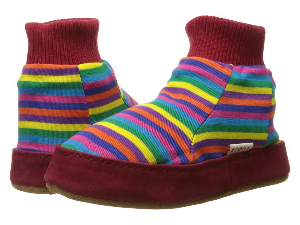 Acorn Kids Kadabra II (Toddler/Little Kid/Big Kid) (Multi Stripe) Kids Shoes