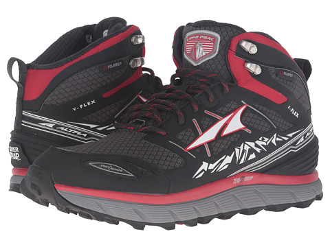 Altra Footwear Lone Peak 3 Mid Neoshell - Red