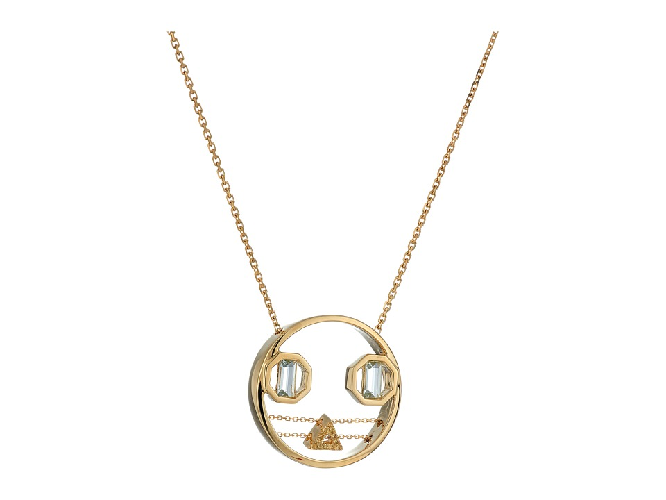 RUIFIER Octavia Necklace 18ct Yellow Gold Necklace