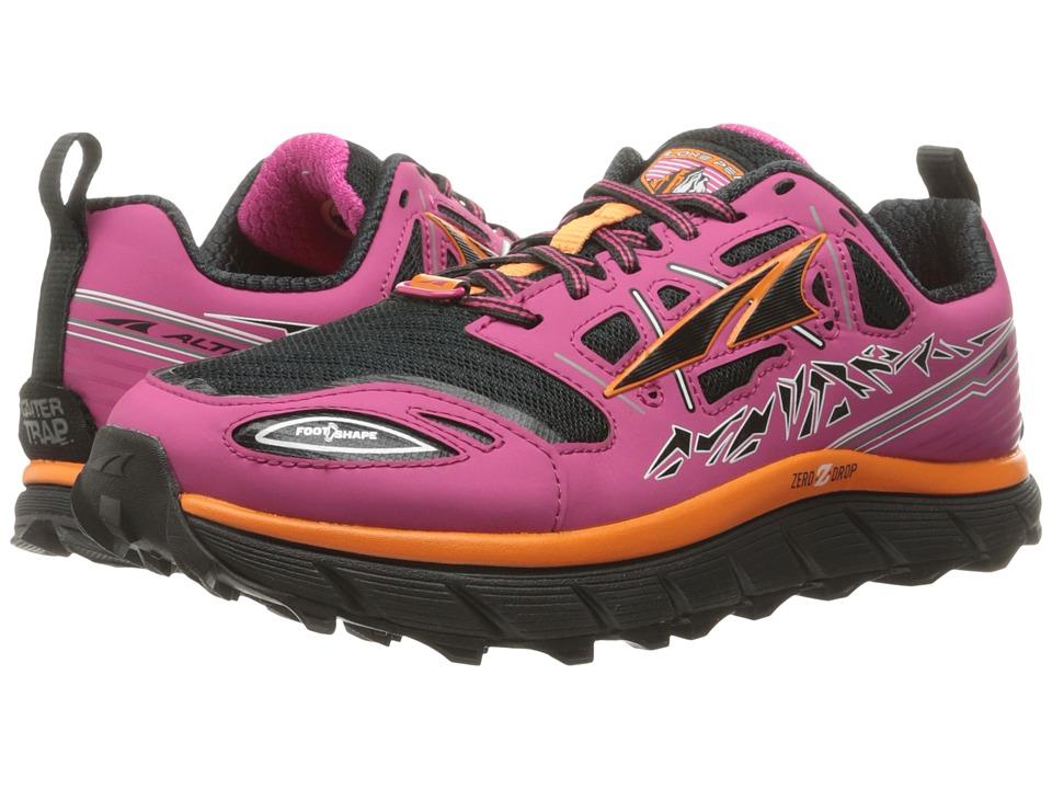 Altra Footwear Lone Peak 3 (Pink/Orange) Women