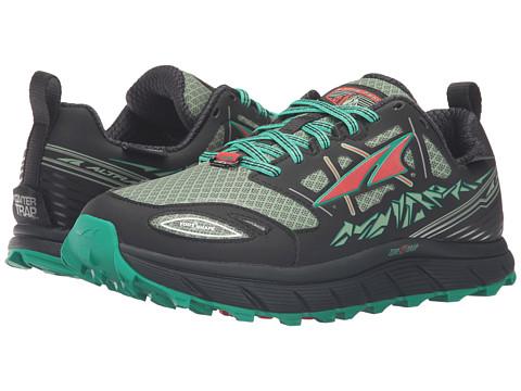 Altra Footwear Lone Peak 3 Neoshell - Black/Mint