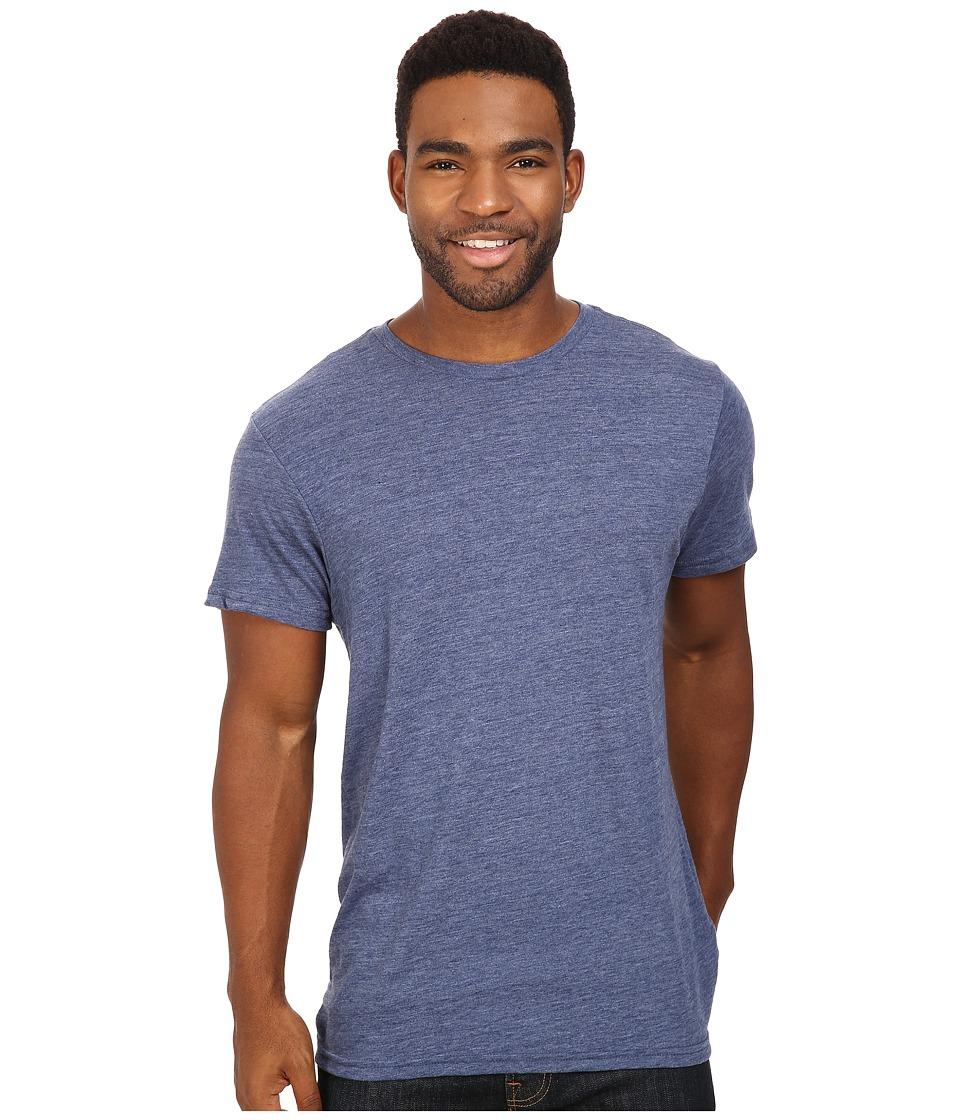 Billabong - Essential Tailored Tri-Blend Tee (Blue Tri-Blend) Men