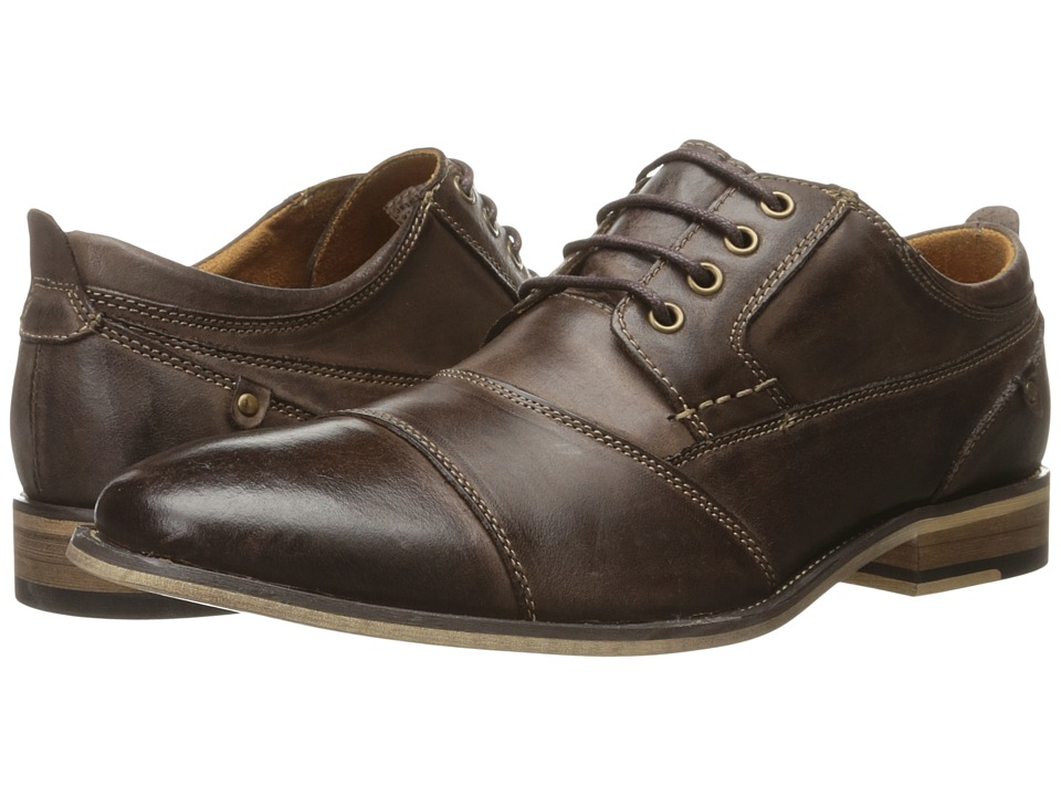 Steve Madden Jessup (Dark Brown) Men