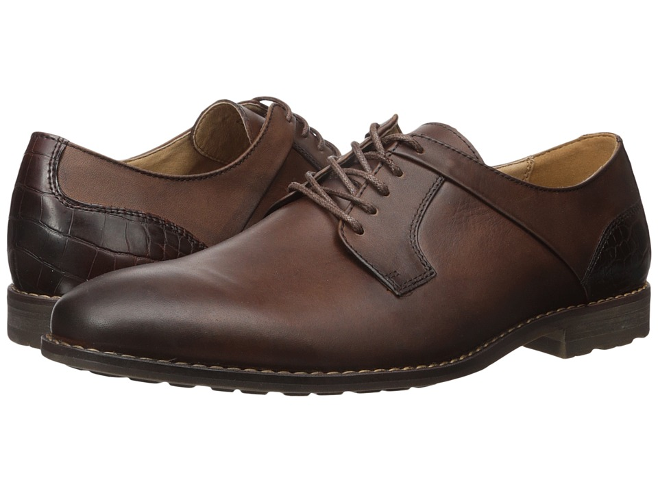 Steve Madden - Kojaxx (Brown Leather) Men