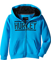 Hurley Kids - Stadium Fleece Hoodie (Little Kids)