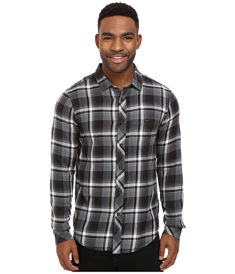 Billabong Vantage Flannel Shirt - Asphalt
