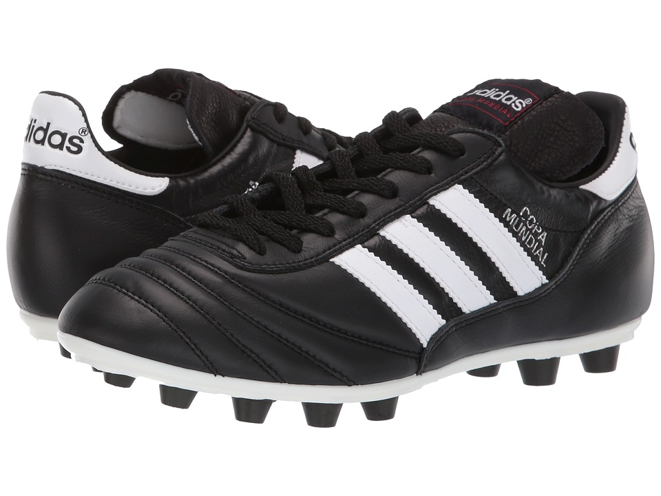 adidas - Copa Mundial (Black/White) Soccer Shoes